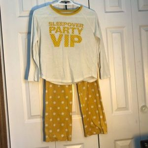 Old Navy PJ set